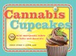 Cover of book called Cannabis Cupcakes