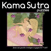 Cover of book called Kama Sutra Puzzles