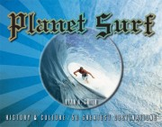 Cover of book called Planet Surf
