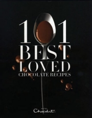 Cover of book called 101 Best Loved Chocolate Recipes