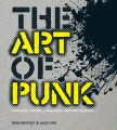 Cover of book called The Art of Punk