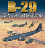 Cover of book called B-29 Combat Missions