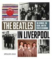 Cover of book called The Beatles in Liverpool