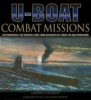 Cover of book called U-Boat Combat Missions