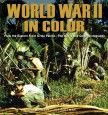Cover of book called World War II in Color