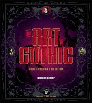 Cover of book called The Art of Gothic