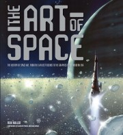 Cover of book called The Art of Space