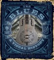 Cover of book called The Blues: A Visual History