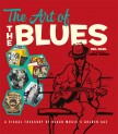 Cover of book called The Art of the Blues