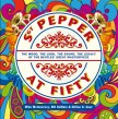 Cover of book called Sgt. Pepper At Fifty