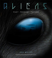 Cover of book called Aliens