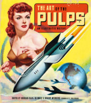Cover of book called The Art of the Pulps