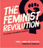 Cover of book called The Feminist Revolution
