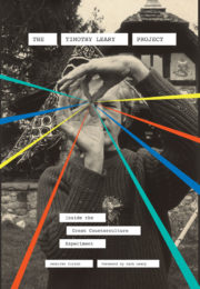 Cover of book called The Timothy Leary Project