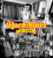 Cover of book called Rock Stars at Home